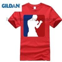 GILDIAN New PRO Logo Muaythai Kickboxer của Men Đen T Shirt Size S M L XL 3xl In Áo T Ngắn Tay Áo Người Đàn Ông Hot Giá Rẻ men's