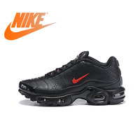 Original Authentic Nike Air Max Plus Tn Plus Ultra Se Men's Running Shoes Breathable Sneakers Comfortable New Arrival 815994 001