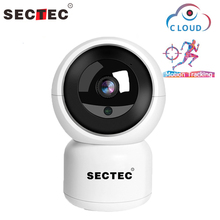 Sectec 1080P Cloud Wireless IP Camera Intelligent Auto Tracking Of Human Home Security Surveillance CCTV Network Mini Wifi Cam