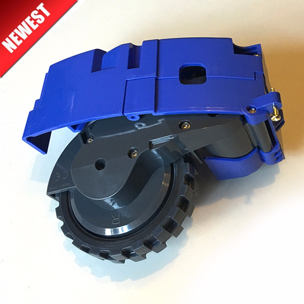 Право двигателя двигатель колеса для IROBOT Roomba 500 600 700 800 560 570 650 780 880 900 Series Пылесосы для автомобиля Робот запчасти аксессуары