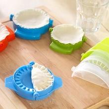 Скалка для пельменей резак делая машину приготовления кухонная Кондитерская посуда инструменты клецки Jiaozi устройство легко самодельные пельмени плесень
