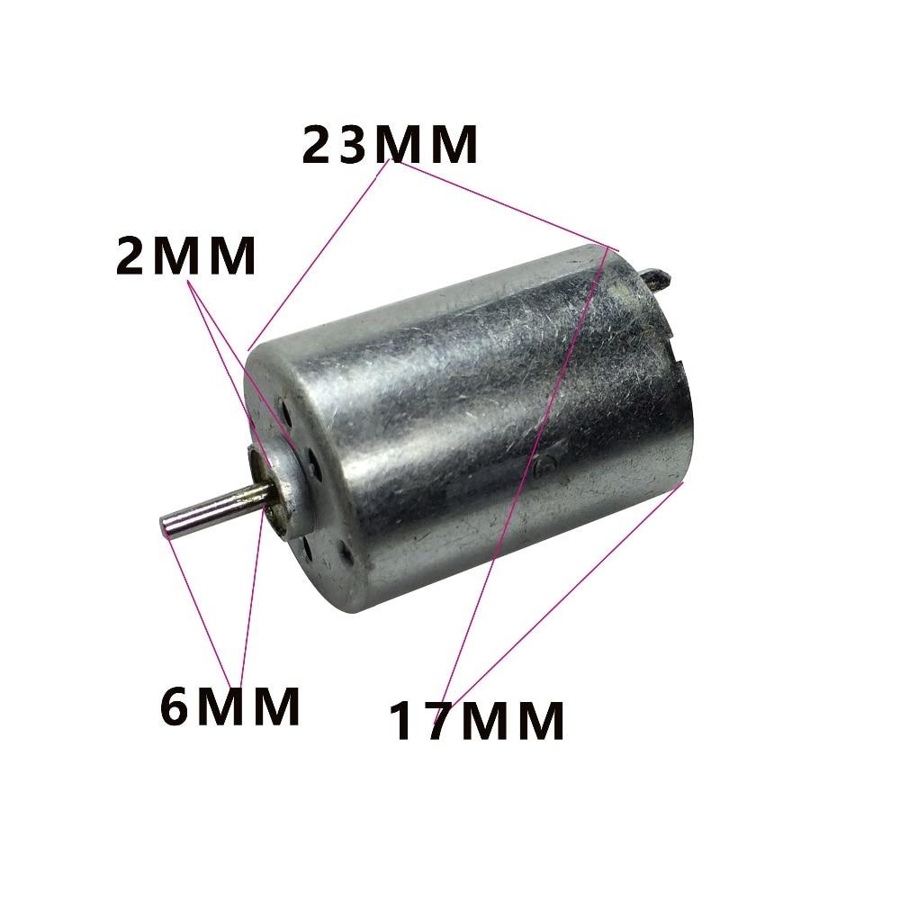 Replace Tattoo motor DC Motor 8V 5W Rotary Tattoo Machine Gun for Liner and Shader Rotary Tattoo Machine Gun