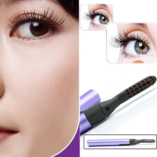 Portable Heated Eyelash Curler