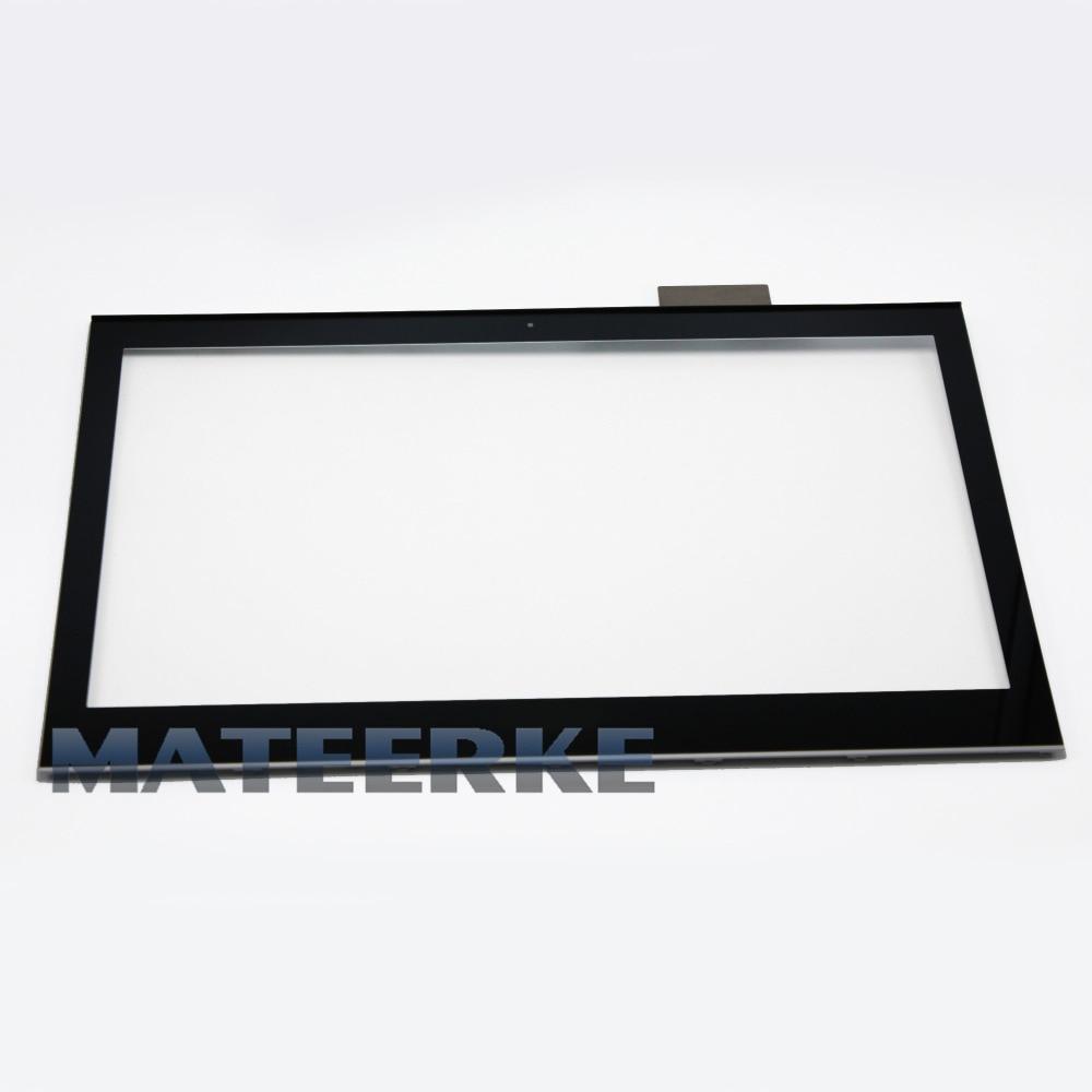 Laptop Touch Screen Digitizer Glass for Sony Vaio SVT131 SVT131A11L SVT131B11W +Frame