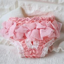 Dot Print Pet Dog Panties Strap Sanitary Dog Underwear Diapers Physiological Pants Puppy Shorts(China)