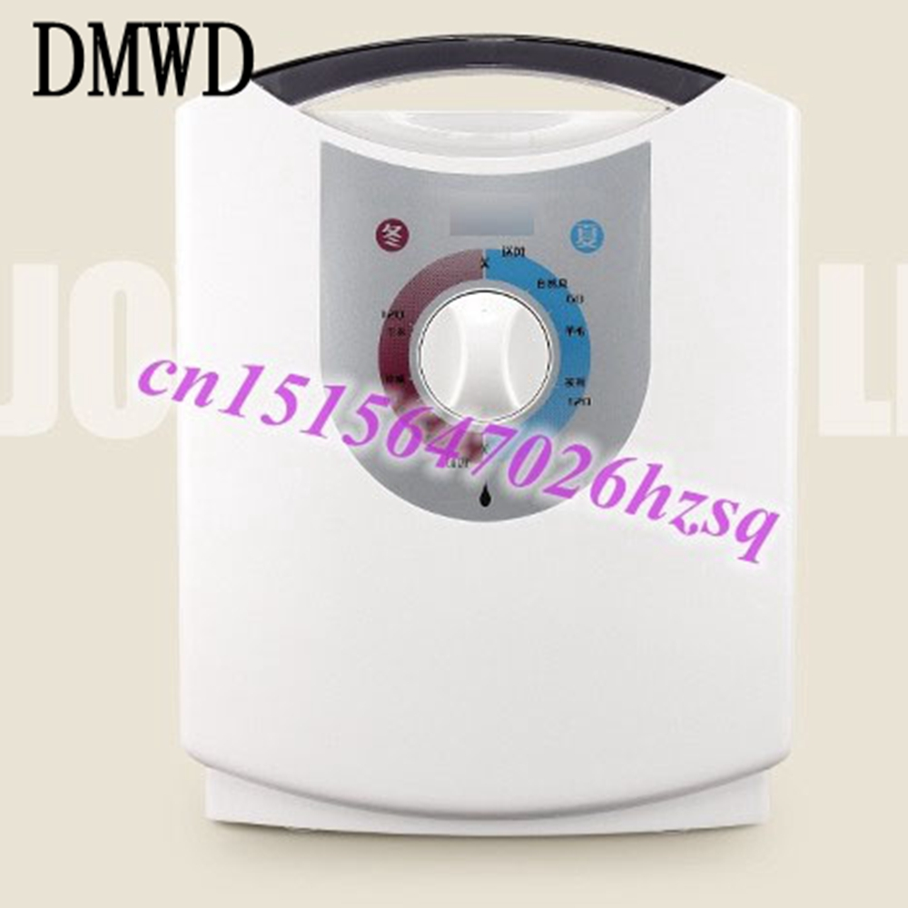 Фотография DMWD Clothes dryer Household Ultra-quiet Power Saving Reducing bacteria summer winter 2 styles eight gears Automatic power-off