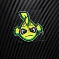 НЕТ. TL024 46 # Рыбы Adesivo Валентино Росси Мизано Светоотражающие Стикера Автомобиля Наклейки Мотогонок Наклейки авто ATV Шлем