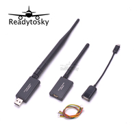 New 3DRobotics 915mhz 250mw 915 250 Telemetry Kit Module for APM APM2.6 APM2.8 Pixhawk PX4 Controller F450 S500