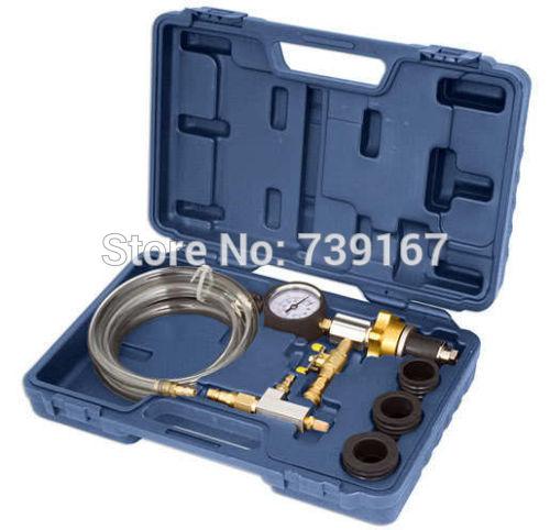 Automotive Cooling System Vacuum Purge & Refill Kit Car Radiator Tools ST0072
