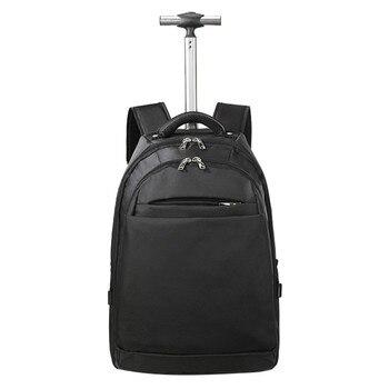 560f5bd5449f Product Offer. Женская тележка рюкзак 20 дюймов чемодан на колесиках для  путешествий ...