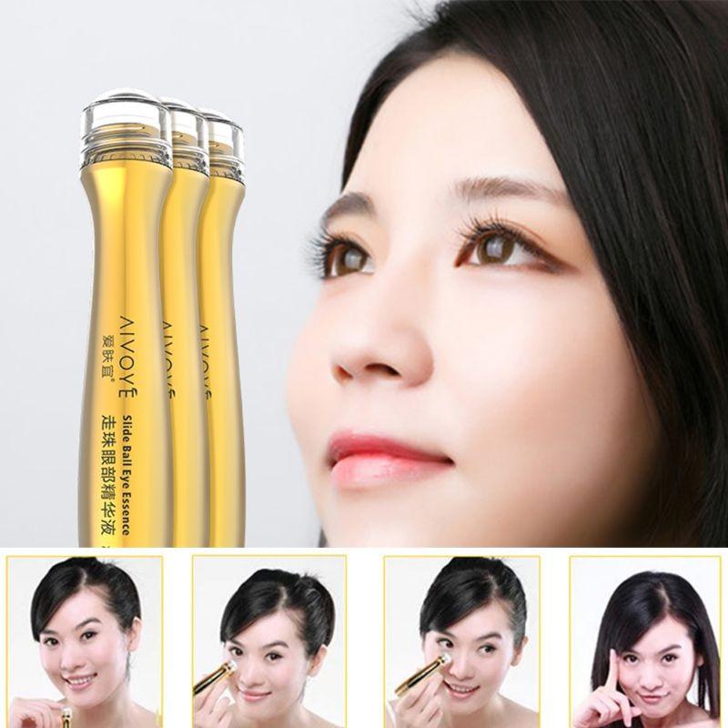 Remove Dark Circle Wrinkle 24K Golden Collagen Firming Eye Cream Serum Repair Maquiagem NEWH3 2