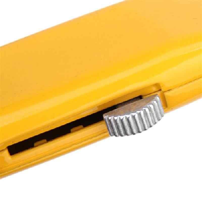 Golf aksesuarı Kavrama Aleti Seti Kanca Bıçak (Sarı)