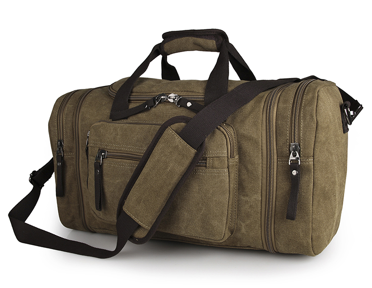 ФОТО High Quality Unisex Handbags Durable Canvas Extra Large Luggage Travel Tote Bag 9029