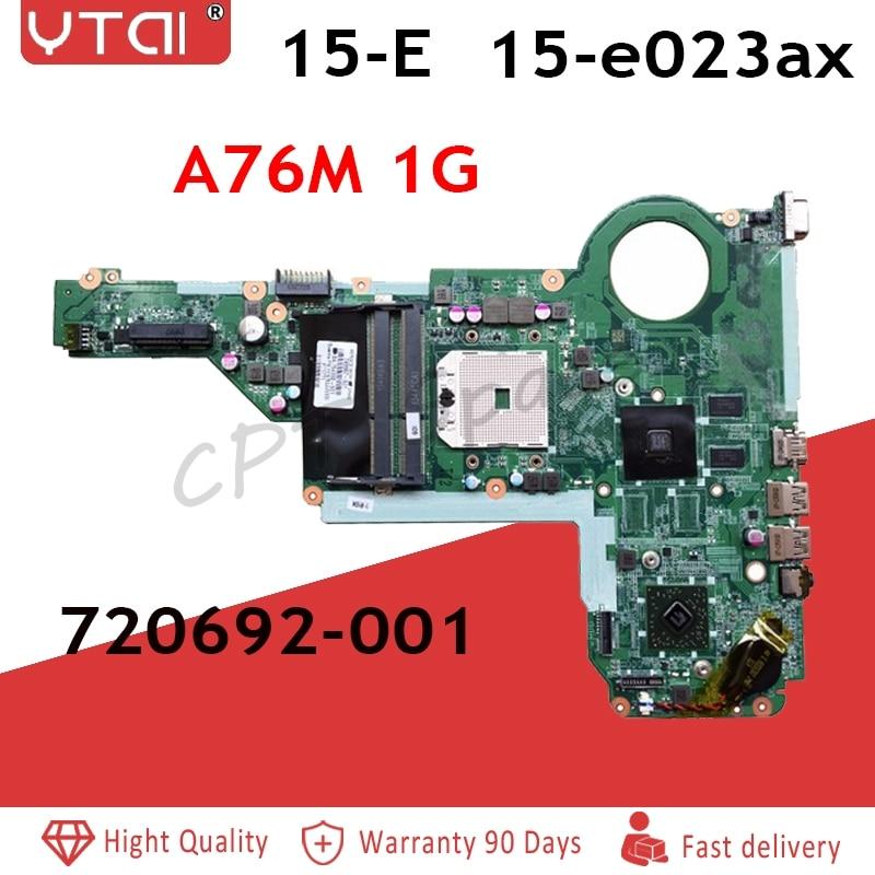 15 E motherboard 720692 501 720692 001 for HP pavilion 15 15 e023ax 15 e024ax 15