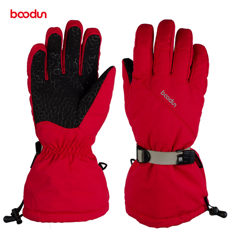 2018 Sale Snowboard Gloves Men Women Winter Windproof Warm Cycling Full Finger Gloves Outdoor Sports Mtb Bike Bicycle Skiing