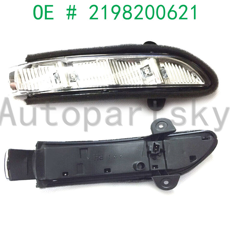 2198200621 219 820 06 21 A2198200621 For Mercedes W216 W221 W219 Front Right RH Rearview Mirror