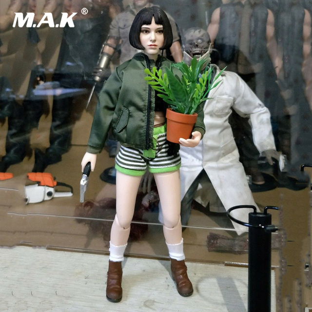 For Collection KMF036 1/6 Scale Full Set Natalie Portman Beautiful Girl Action Figure Collectible Model Toys