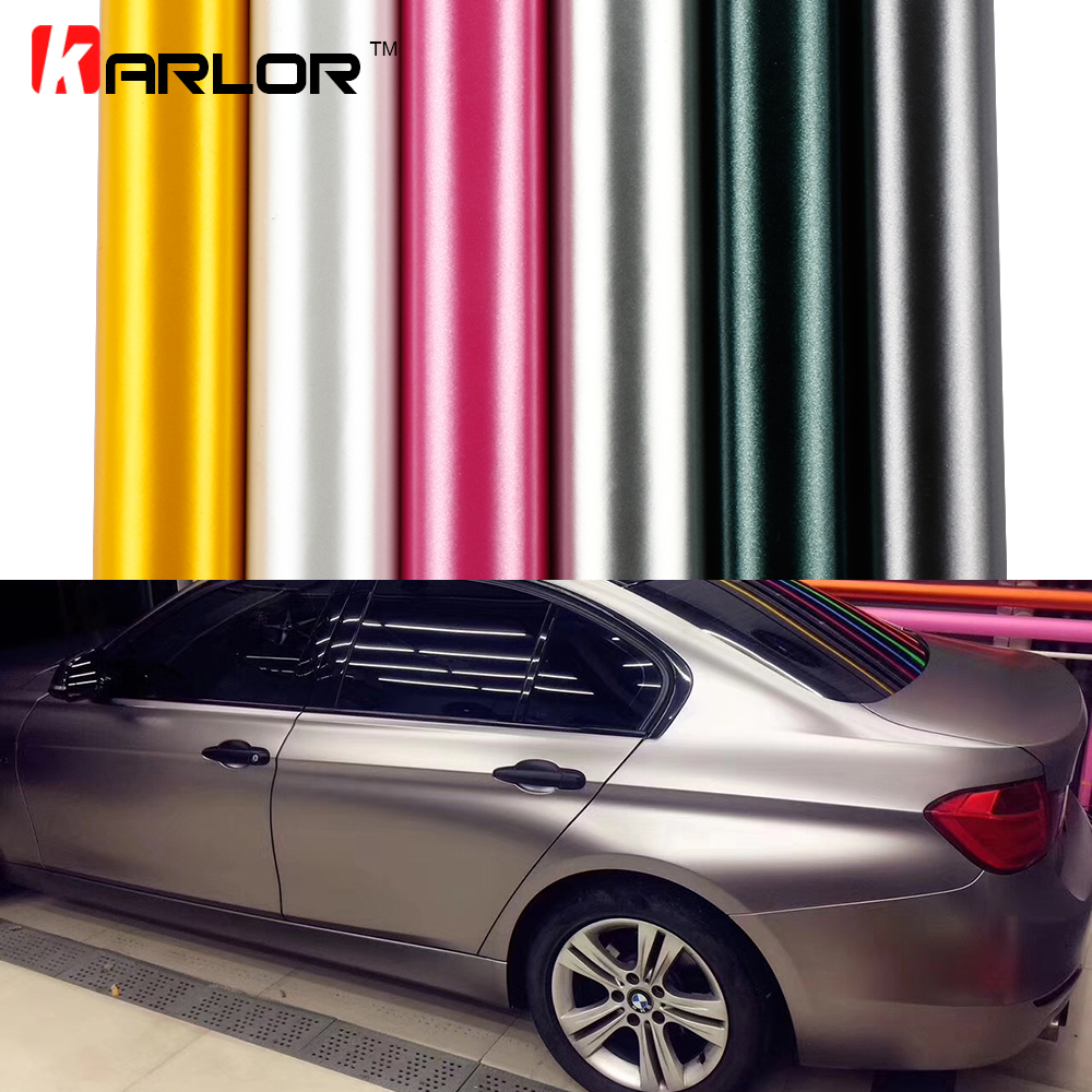 Matte Electroplate Vinyl Film Plating Matte Chrome Ice Film Car Stickers Waterproof Automobiles Motocycle Whole Car Wrapping car styling matte chrome brushed metallic vinyl film car stickers and decals automobiles car body wrapping foil air bubble free
