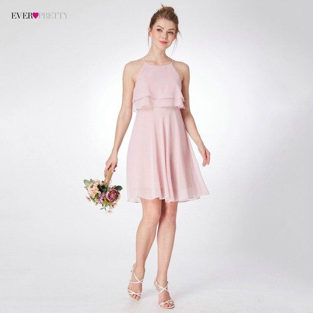 Short Bridesmaid Dresses Ever Pretty EP04051 Fashion Chiffon A line ...