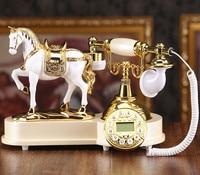 Топ Бог, Мода оригинальность, антикварный телефон, Европейский Стиль Дома Ретро, домашний телефон, офисный телефон, идентификатор вызывающе