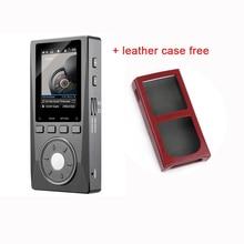 MP3 Nowy XDUOO X10 Przenośne Wysokiej Rozdzielczości DSD64 Bezstratnej Muzyki Odtwarzacz Wsparcie Wyjście Optyczne Mini Lepiej Niż DAP XDUOO Czarny
