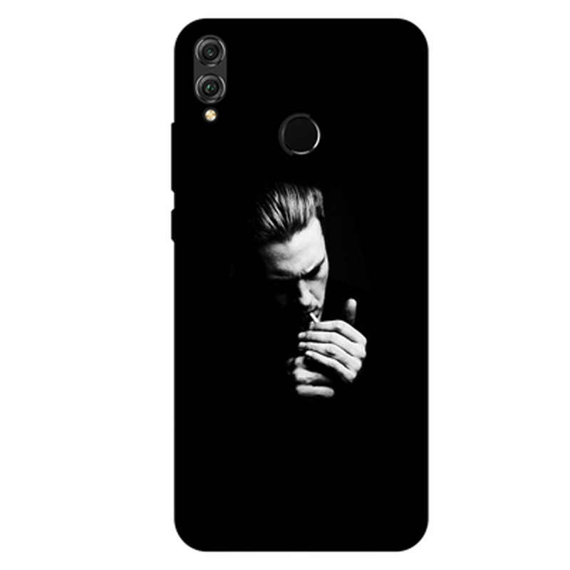 Beauty Case For Huawei Honor 8C Cover Soft Silicone Back Cover Phone Case For Honor 8 C BKK-TL00 protective Cases Fundas Shell