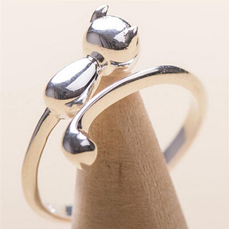Cat Around The Finger Ring