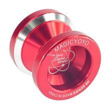 Yoyo Balle Rouge De Mode Magique YoYo N8 Dare To Do Alliage D'aluminium Professionnel Yo-Yo Jouet