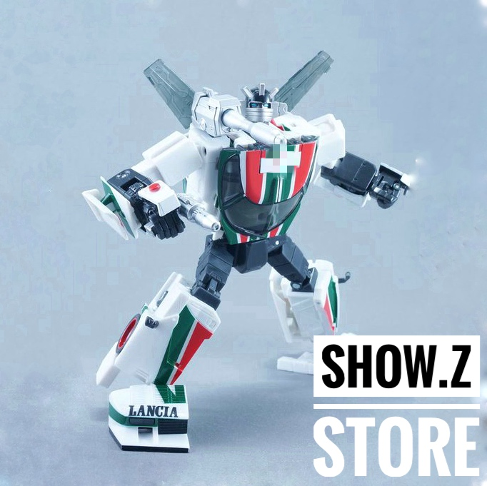 [Show.Z Store] 4th Party Masterpiece MP-20 Wheeljack Masterpiece MP20 Transformation Action Figure [show z store] fanstoys ft 06x sever iron dibots no 3 g1 masterpiece limited edition mp transformation action figure instock