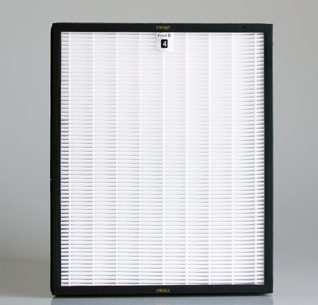 AC4025 AC4104 air purifier parts dust hepa filter PM2.5  295X240X30mm adaptation for sanyo air purifier parts abc vw24 dust hepa filter abc fah94