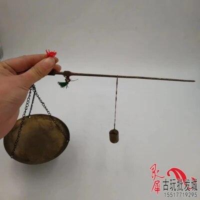 Médecine traditionnelle chinoise ancienne laiton | Nom médical, ancienne laiton