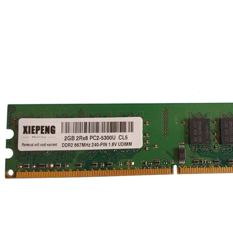 New 4GB Memory RAM DDR2 800MHZ PC2-6400 240 Pin Desktop DIMM AMD Motherboard DT