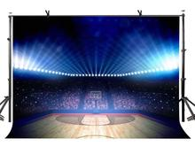 150x220cm Basketball Court Backdrop Exciting Sports Style Photography BackgroundPhoto Screen