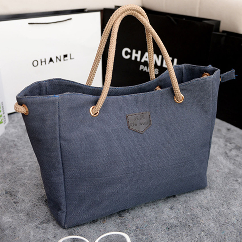 Women's Canvas Messenger Shoulder handbag Luxury Women Bag Designer Pack Female Casual
