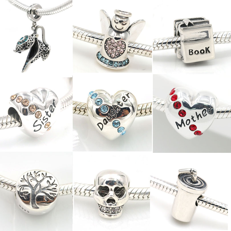 Pandora Jewelry Coupons Printable: Clearance Fits Pandora Charms Bracelets Authentic 925