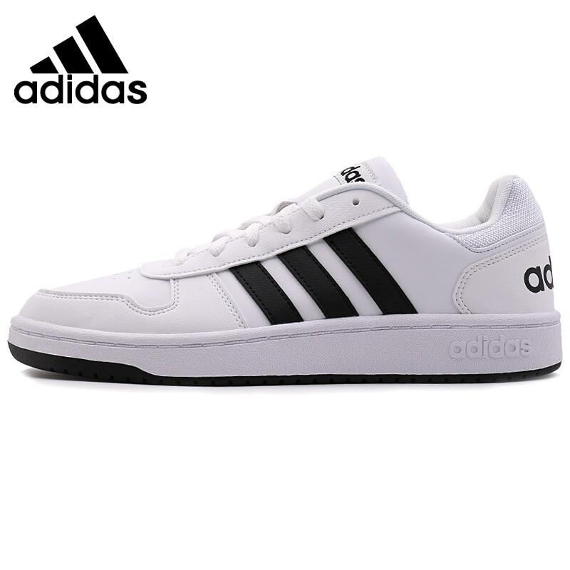 Original New Arrival 2018 Adidas HOOPS 2 Men's Basketball Shoes Sneakers