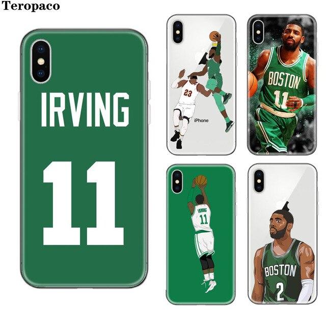 5608d7d0d Get Cheap-For iphone 7 Case NBA Basketball Star Kyrie Irving Soft ...