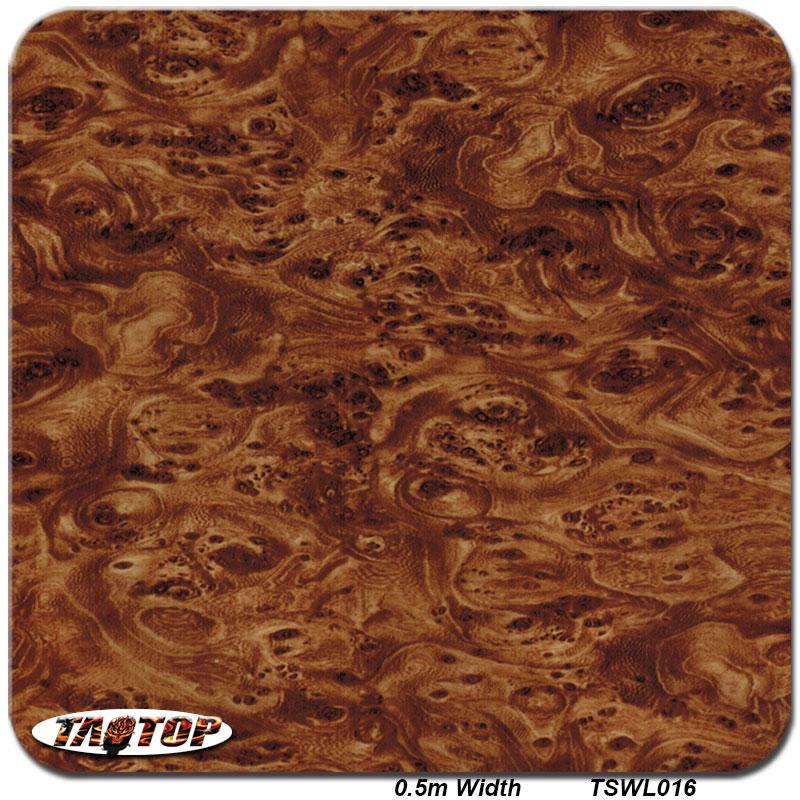 Itaatop tswl016 0.5 m 2 M popular alta calidad de transferencia de agua de madera de impresión Películas hidrográfica Películas