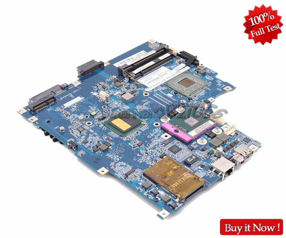 NOKOTION For Lenovo 3000 N200 Laptop Motherboard 15.4'' LA-3451P 41R7886 GM965 DDR2 MAIN BOARD Free CPU nokotion jiwa3 la 4212p laptop motherboard for lenovo g530 n500 main board gl40 ddr2 with free cpu 43n8348