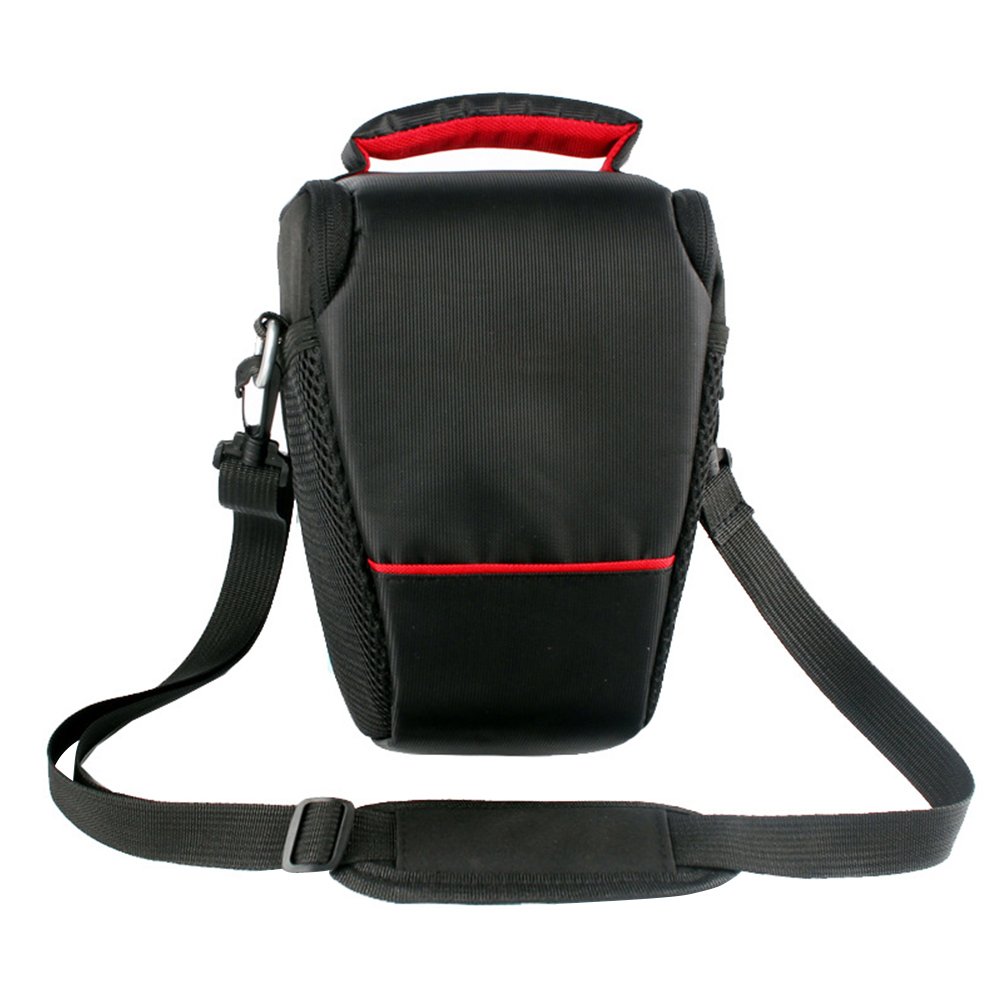 Abrasion Resistant Shockproof Wear Resistant Camera Bag Large Capacity Lightweight Crossbody Single Shoulder Organizer Portable