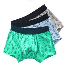 3 Pcs Lot Cotton Children s Underwear Boys Shorts Kid Boy Panties Cartoon Briefs Boxer Underpants