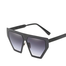 Sun Glasses Men And Women General Purpose Will Frame Sunglasses Metal Trend