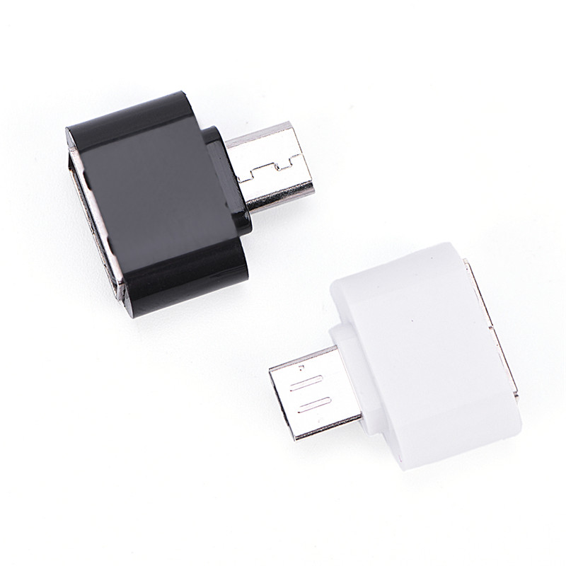 Micro USB To USB Converter For Tablet PC Android For Samsung For Xiaomi HTC SONY LG Mini OTG Cable USB OTG Adapter
