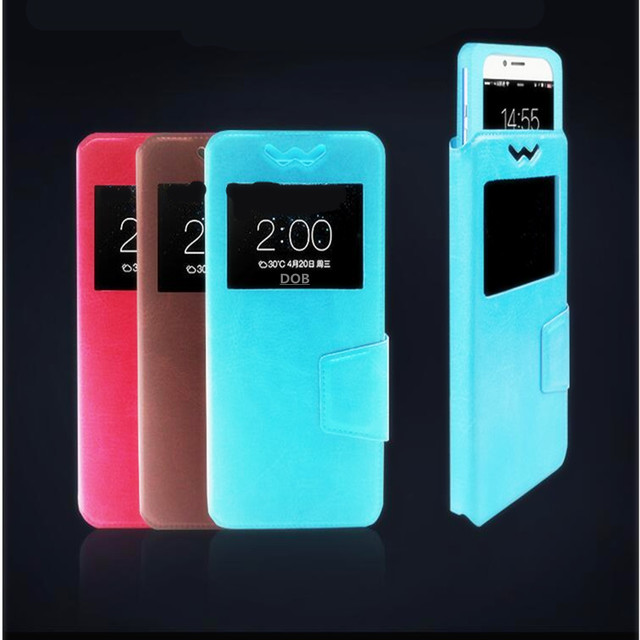Fashion Case For Huawei Y3ii Silicone Cover Original Phone Protection Housing cover flip case