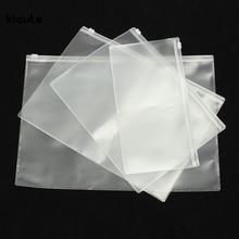 1PCS A4 A5 A6 B5 Portable Waterproof Book Paper A4 File Folder Bag Document Rectangle Pen Storage Bag Multifunction File Folder
