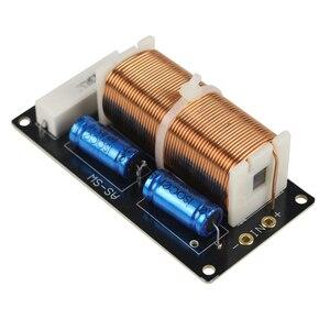 Image 4 - 300 Вт сабвуфер кроссовер аудио Динамик доска 350 Гц 1 способ пассивные НЧ динамик громкое Динамик специальный делитель частоты DIY 12dB комплект из 2 предметов