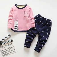 BibiCola herbst jungen pyjamas sets kinder jungen casual fleece kleidung cartoon langarm nachtwäsche kinder jungen mode homewear