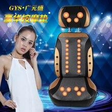 2015 горячий новый Китай завод бесплатная доставка новые разминание шиацу разминание роликовая массажная подушка с инфракрасным теплом