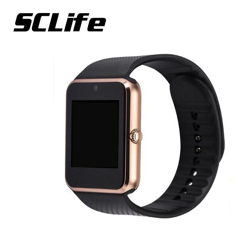 Bluetooth Smart Watch GT08 Original font b Smartwatch b font Support Sim Card MP3 Wach and