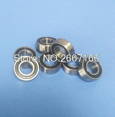 Free shipping 10pcs MR126-2RS MR126RS MR126 deep groove ball bearing 6x12x4mm miniature bearing ABEC3 free shipping 50pcs lot miniature bearing 688 688 2rs 688 rs l1680 8x16x5 mm high precise bearing usded for toy machine